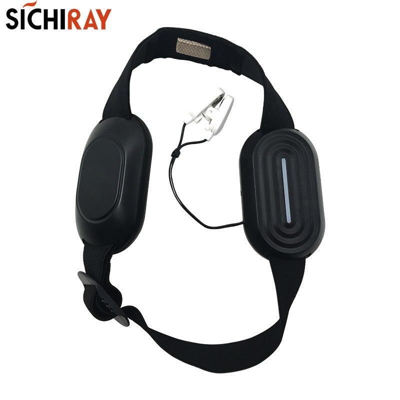 Sensor de Ondas Cerebrais com Tecnologia Sigiray Mindband Wearable Cabeça Treinamento Mente Eeg Meditação Dispositivo Neurosky Thinkgear