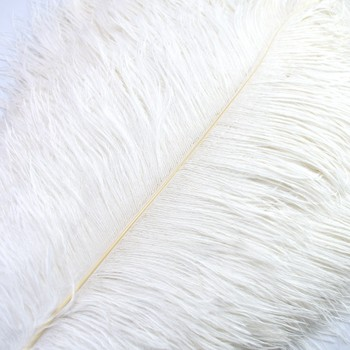 Wholesale 15-70CM Natural white feathers ostrich plumes DIY large ostrich feathers party Wedding feathers for crafts Decorations 1