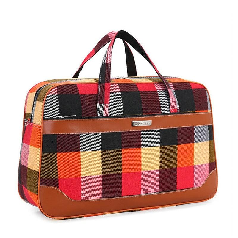Women Travel Bag Canvas Handbags Women Fashion Duffle Bag Handbags Large Capaciey Duffle Bag Luggage Bags Sac De Voyage LGX87