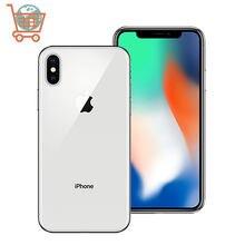 Apple – Smartphone iPhone X 64 go/256 go débloqué, téléphone portable d'origine, iOS, Hexa Core, plein écran 5.8 pouces, 4G