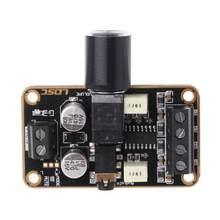 5 в pam8406 цифровой усилитель плата стерео двухканальный 5wx2