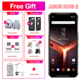 New Asus ROG Phone 2 Game Phone 6.59 8GB RAM 128GB ROM Snapdragon 855+ NFC ROG Phone II ZS660KL 6000mAh Android 9 Mobile phone