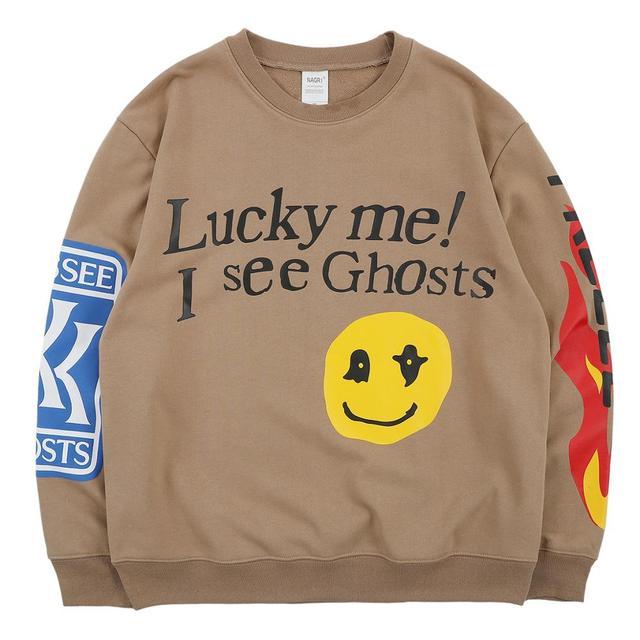 Kanye West I Feel Ghosts Hoodie 10