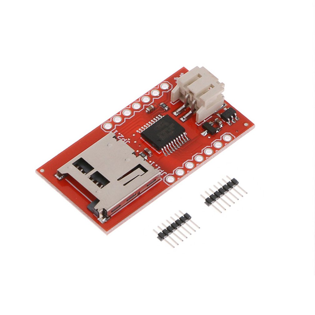 Audio Wtv020Sd Voice Module Sd Card Voice Module Game Machine Voice Module