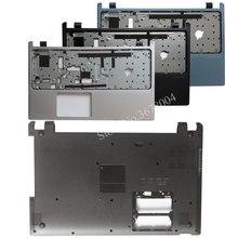 Novo caso do portátil capa para acer aspire V5-531G V5-531 V5-571 V5-571G palmrest capa/fundo caso base