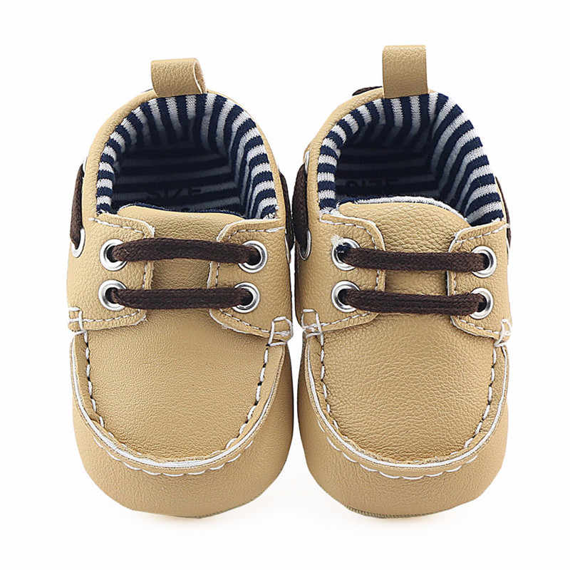 Soft Sole Newborn Infant Baby Sneakers