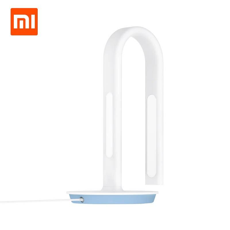 Xiaomi Mijia Philips настольная лампа 2S Ra90 Smart Dimming Двойные источники света уменьшают усталость глаз Широкий диапазон освещения работа с Mijia