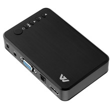 1080P Full HD Multi-Media Player 1080P-TVBOX USB HDMI SD/MMC TV Media Play(China)
