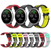 Silicone Strap for POLAR IGNITE Smart watch Band Watchband for POLAR Vantage M Replacement Bracelet Wristbands