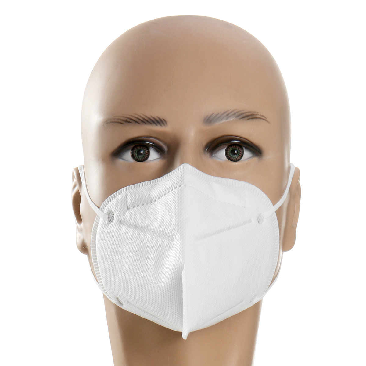 1Pcs N95 Mask Respirator Mask Air Filter Anti-Dust Anti Smog KN95 Masks Windproof Pm2.5 Safety Protective Mouth Face Mask 1