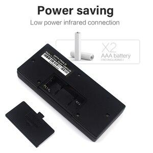 Image 4 - Daten Frosch Video Spiele Konsole Wireless USB Handheld Retro Spiel Gebaut In 1400 + NES 8 Bit Spiel Mini Konsole bewegen Duble Gamepad