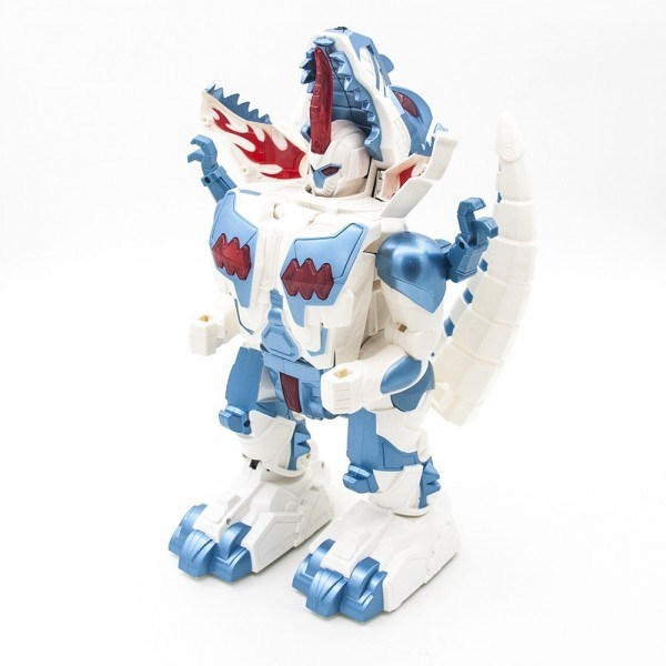 RC Transformer Robot 2 In 1 (a Robot And Dinosaur-DT-6028