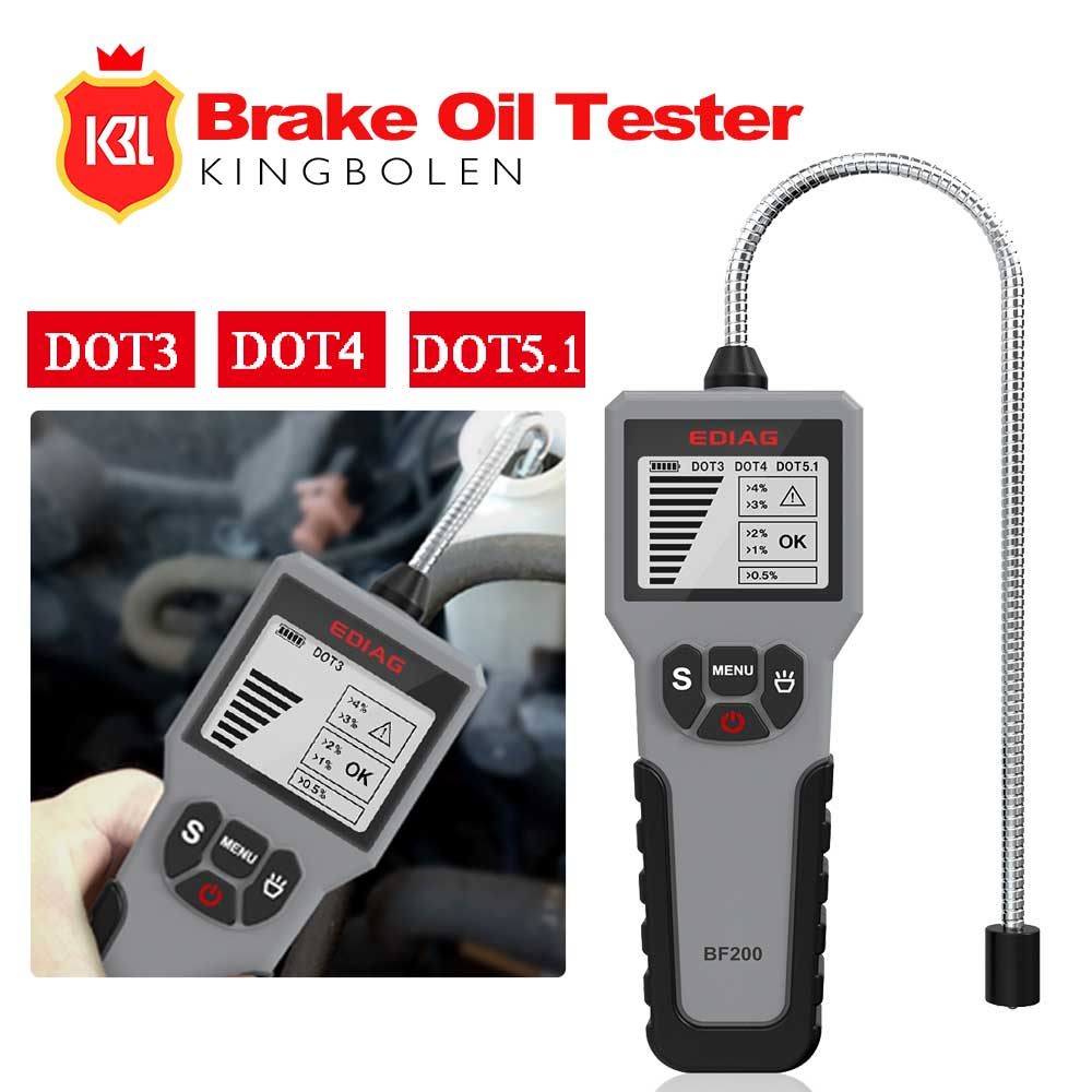 Тестер тормозной жидкости ручка Авто тестер тормозной жидкости BF100/BF200/2in1TPMS детектор тестер OBD2 диагностический для DOT3/DOT4/DOT5.1