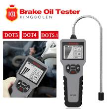 Probador de líquido de frenos, pluma de freno para automóvil, probador de aceite y líquido BF100/BF200/2in1TPMS, Detector Tester OBD2, diagnóstico para DOT3/DOT4/DOT5.1