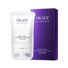 Peptide Beauty Neck Cream Firming Lifting Skin Smooth Fine Lines Moisturizing