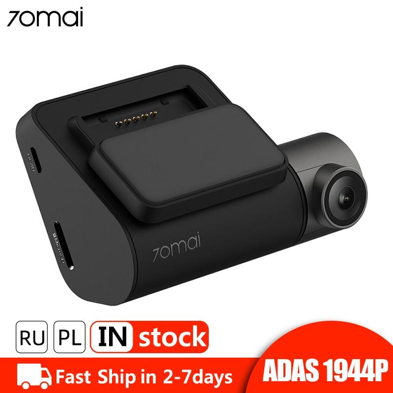 70mai Car DVR Video-Recorder Parking-Monitor Dash-Camera Voice-Control Wifi ADAS Night-Vision