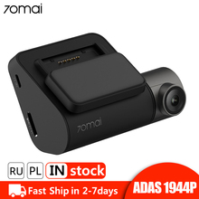 70mai Dash Cam Pro 1944P HD GPS ADAS Car DVR Wifi Camera Voice Control 24H Parking Monitor Night Vision Video Recorder