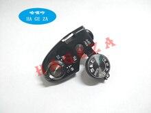 95% nouvelle fonction cadran modèle déclencheur pour Nikon Coolpix P520 interrupteur supérieur couvercle appareil photo numérique réparation partie noir