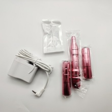 1PCS Wireless / Wired Permanent Makeup Machine with 2 Batteries for Eyebrow/Lip/Eyeliner