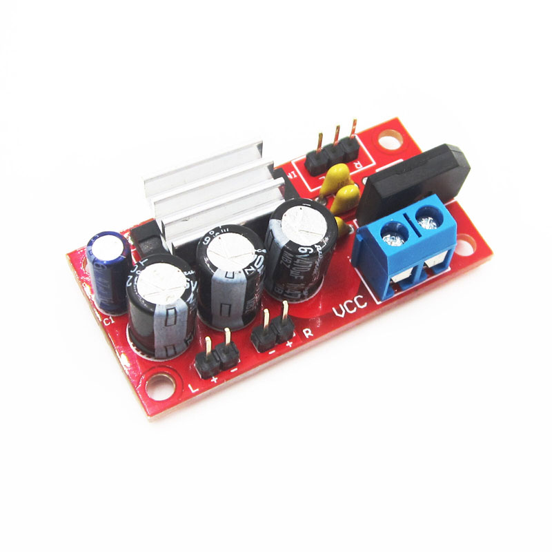 2x6W TDA1517P Stereo Power Amplifier Board 6W+6W//3W+3W Audio Amplifier ASS