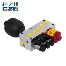 цена на Excavator spare parts BC327500/C hydraulic oil source control valve
