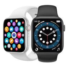 LEMFO inteligentny zegarek dla mężczyzn T800 1.72 cal ekran HD połączenie Bluetooth niestandardowe pokrętło przycisk Smartwatch 2021 mężczyzna kobiet PK W66 W46 W56