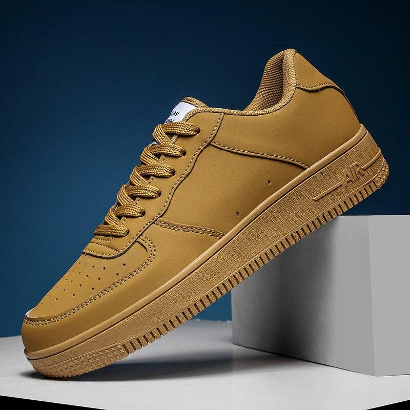 FTROCHB 패션 남자 스 니 커 즈 고품질 트렌드 야외 남자 신발 빛 편안한 뜨거운 판매 남자 캐주얼 신발 Zapatos Hombre