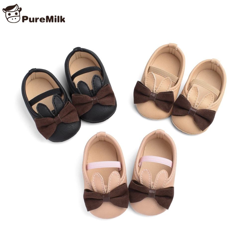 PureMilk Baby Girl Shoes Cute Girls First Walkers Girls Shoes Toddler Girl Shoes