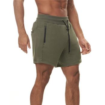 Lato 2021 szorty do biegania mężczyźni sportowa nowa Jogging szorty Fitness szybkie suche męskie siłownia mężczyźni spodenki sportowe siłownie krótkie spodnie męskie tanie i dobre opinie ALSOTO CN (pochodzenie) POLIESTER Bieganie Dobrze pasuje do rozmiaru wybierz swój normalny rozmiar shorts05 Stałe