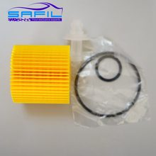 Oil Filter untuk Toyota Lexus RX350,ES350,GS350,RS350,ACR50 2008 Toyota Previa Highlander Previa 2006 ACR50 04152-31090 # SH31(China)