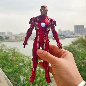 Фигурка Железный человек 17 см Marvel 17 см 2