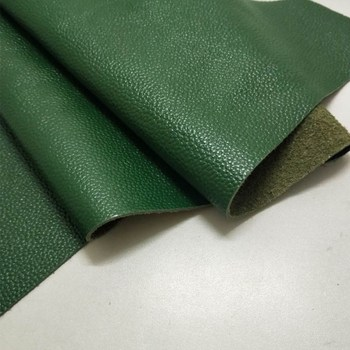 First layer cowhide green leather leather whole cowhide cowhide leather sofa soft bag handmade diy leather fabric фото