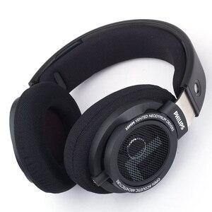 Image 5 - 원래 필립스 헤드폰 Shp9500 헤드셋 3mm 긴 와이어 소음 감소 이어폰 Mp3 스마트 폰 컴퓨터 S9 S8