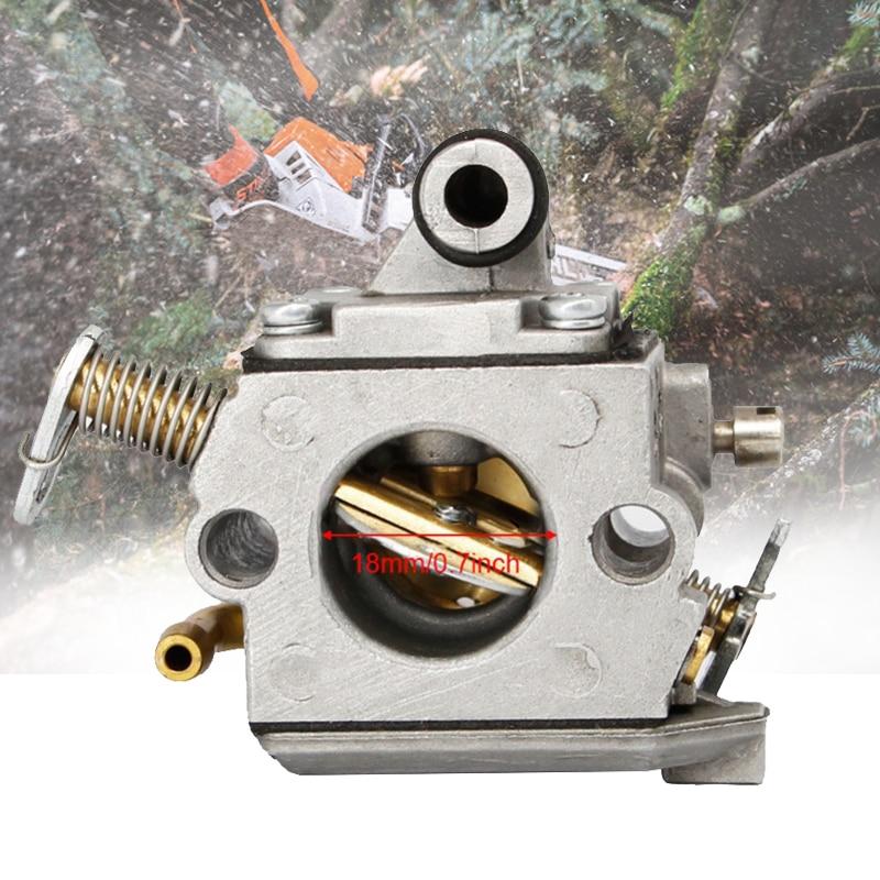бензопила штиль карбюратор бензопилы штильКарбюратор Carb для Zama 180 C1Q-S57B fit STIHL бензопила zama 017 018 MS170 MS180 запчасти дропшиппинг