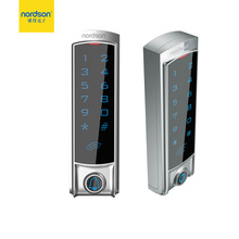 Nordson Original Outdoor Waterproof Metal Standalone RFID Touch Screen Access Control Keypad Card Reader WG 26 Output/Input