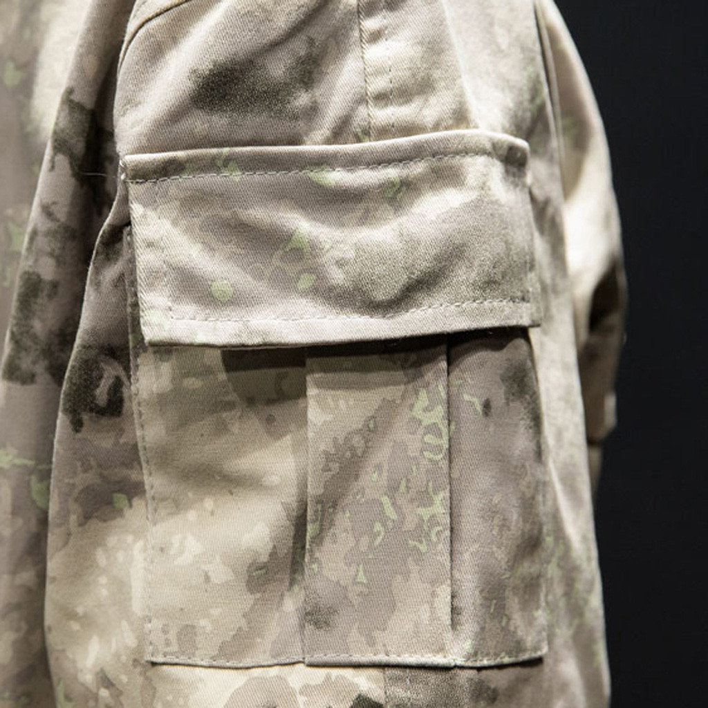 Hc500cf59805e42acad2b57d2e11074aes - Casual Tops Plus Size  Fashion Fashion Men's Autumn Winter Solid Casual Long Sleeve Jacket Coat  wo man