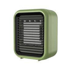 Grzejniki zimowe małe grzejniki grzejniki na biurko grzejniki Mini klimatyzacja podgrzewacze elektryczne wtyczka EU tanie tanio CN (pochodzenie)