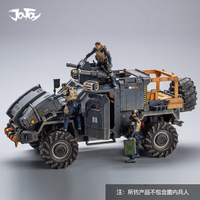 NEW JOYTOY 1/18 Crazy Reload SUV Off road Vehicle Car Collectible Toy Free shipping