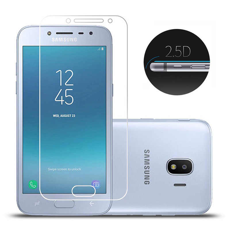 "Tempered Glass For Samsung Galaxy J2 Pro / J2 2018 5""  J250F/DS J250G J250M Screen Protector Protective Film Glass"