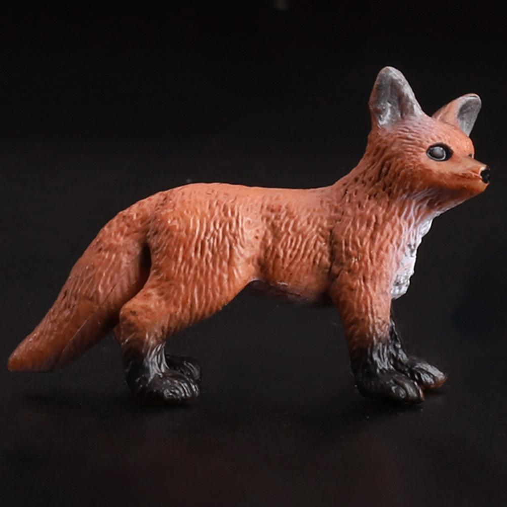 Animal Action Figure Lifelike Statue Model Table Decoration Toy