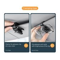 Universal Car Glasses Holder