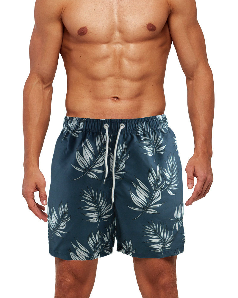 Swimwear Men Briefs Short Boxer Sexy Summer Quick-Drying New-Arrival