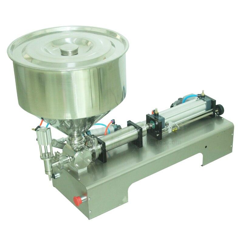 SHENLIN G1 nerezová horizontální pneumatická pasta automatická - Elektrické nářadí - Fotografie 4