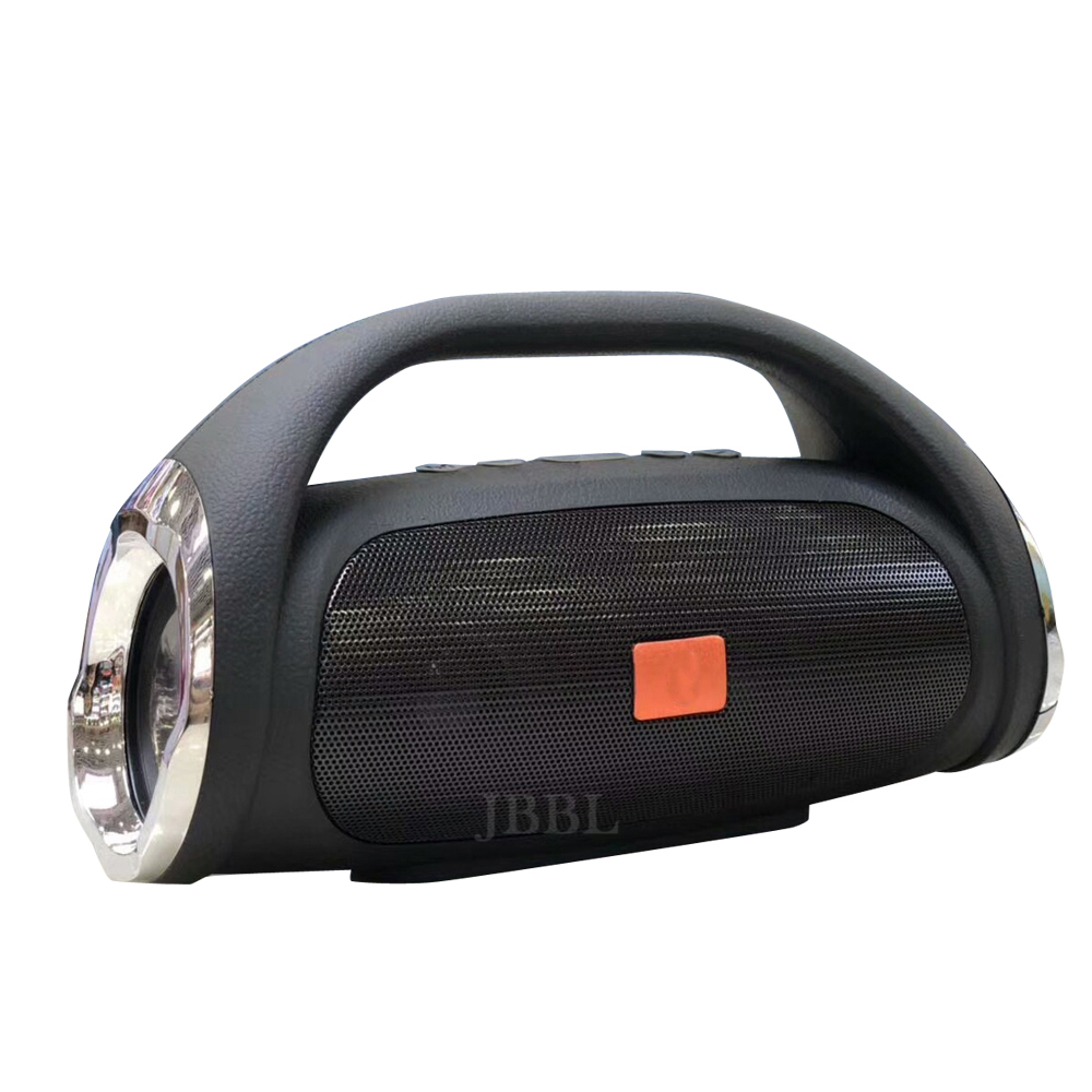 HIFI Portable wireless Bluetooth <font><b>Speaker</b></font> Stereo Soundbar TF FM Radio Music Subwoofer Column <font><b>Speakers</b></font> for Computer Phones Android image