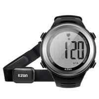 Heart Rate Monitor Men Sports Polar Watches Waterproof Digital Wireless Running Cycling Chest Strap Men Women Sports Watch