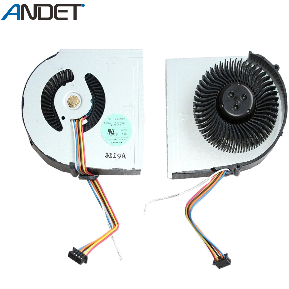 Original New CPU Cooler <font><b>Fan</b></font> for Lenovo ThinkPad <font><b>T430</b></font> T430i CPU Cooling <font><b>Fan</b></font> image