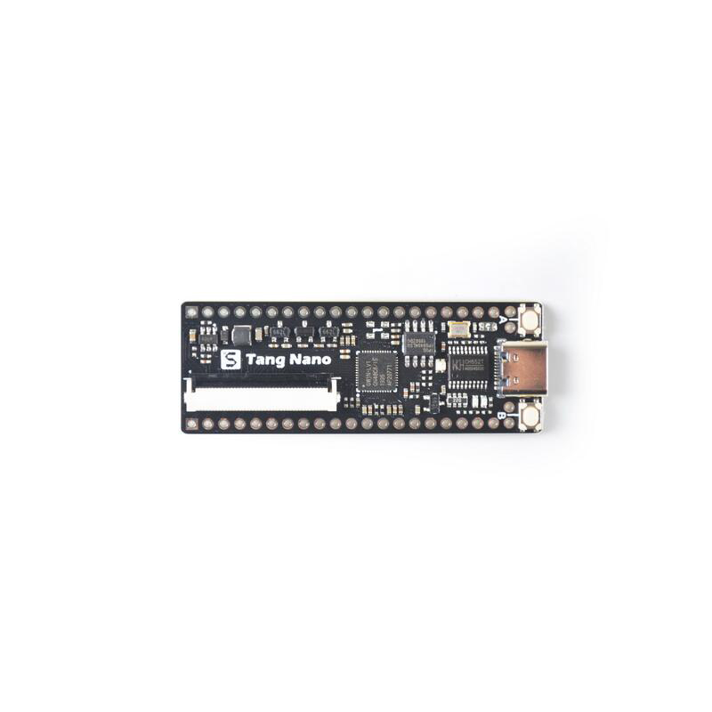 AiSpark Sipeed Lichee Tang Nano Minimalist FPGA Development Board Straight Insert Breadboard