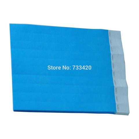 500 pecas cor azul neon 3 4