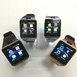 Children Adult Smart Watch Smartwatch DZ09 Android Phone Call Relogio 2G GSM SIM TF Card Camera for iPhone for Samsung