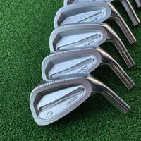 2020New mens Golf club Golf irons PC003 iron golf forged 4-P (7 PCS)Steel Golf shaft and Golf head Free shipping